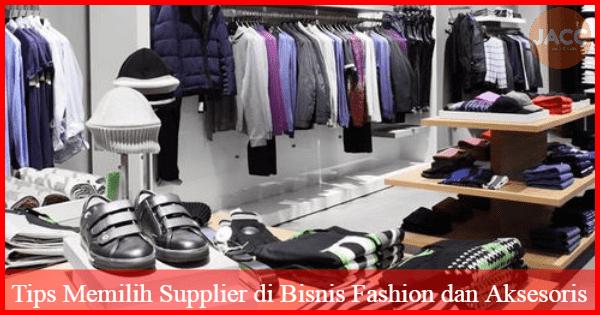 Bisnis Fashion Dan Aksesoris